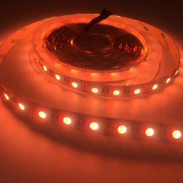 4 into 1 SMD5050 60led/m IP20 IP65 IP67 RGBW RGBWW Led Strip light