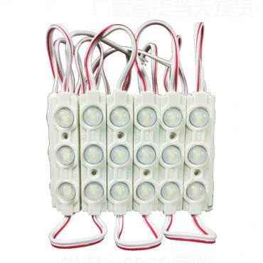 SMD5630 3Led Module 1.2W DC12V Warmwhite white Red Blue Green Yellow